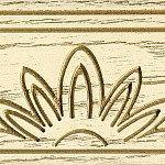 №103 Слоновая кость с бронзовой патиной