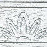 №903 Беленый дуб с серебряной патиной
